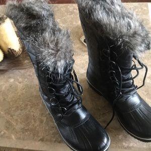 New sorel joan of arctic lux boots